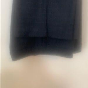 Worthington Pants - Worthington Slacks Size 14 Navy Plaid